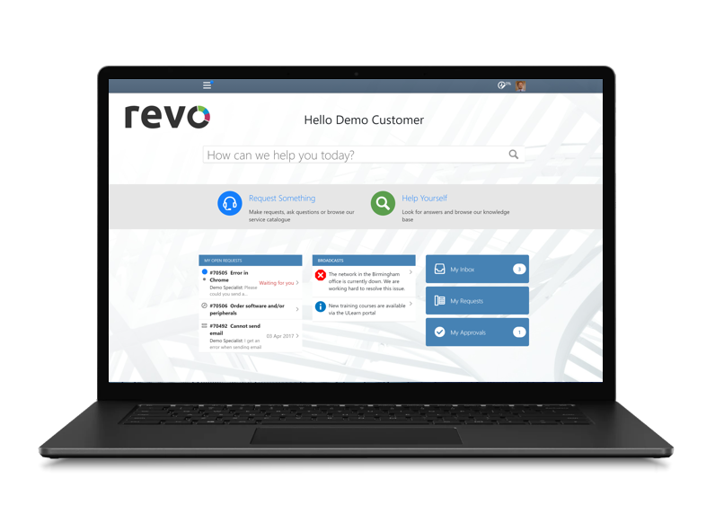 4me service management platform